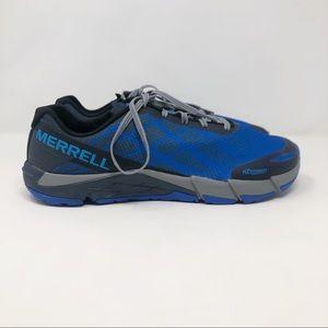 Merrell Bare Access Flex Trail Running Blueberry 8